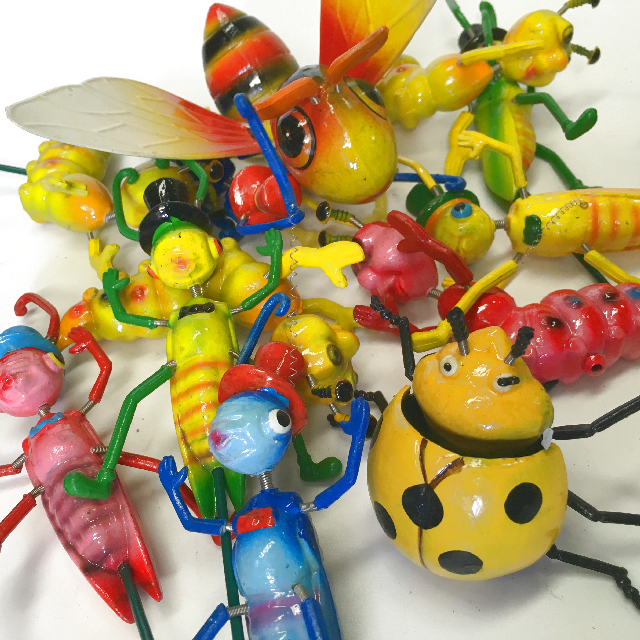 INS0010 INSECT, Small Novelties $1.25