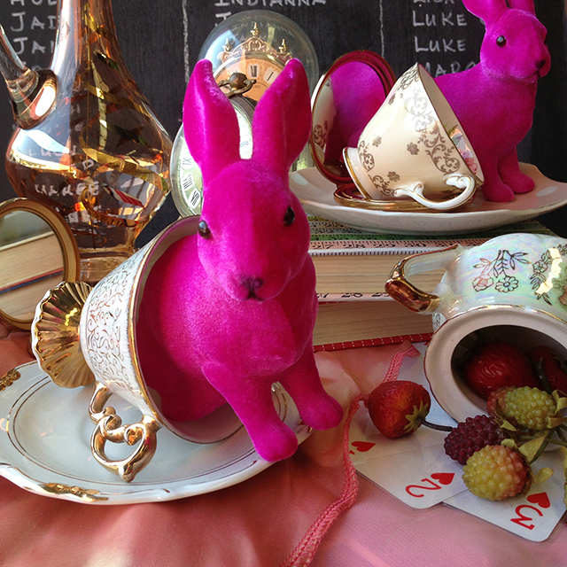 Alice in Wonderland Event Styling