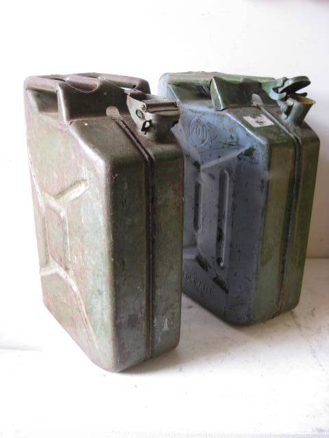 CAN0308 CAN, Jerry Can - 20L Green $11.25
