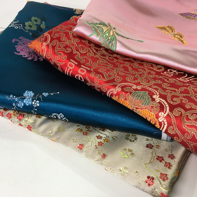 FAB0012 FABRIC (Asian), Assorted Lengths $5