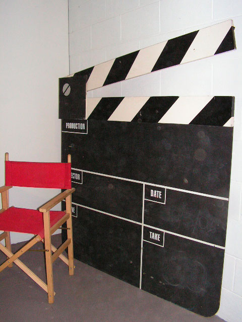 Clapper Board - Extra Large - 1.4m x 1.6m