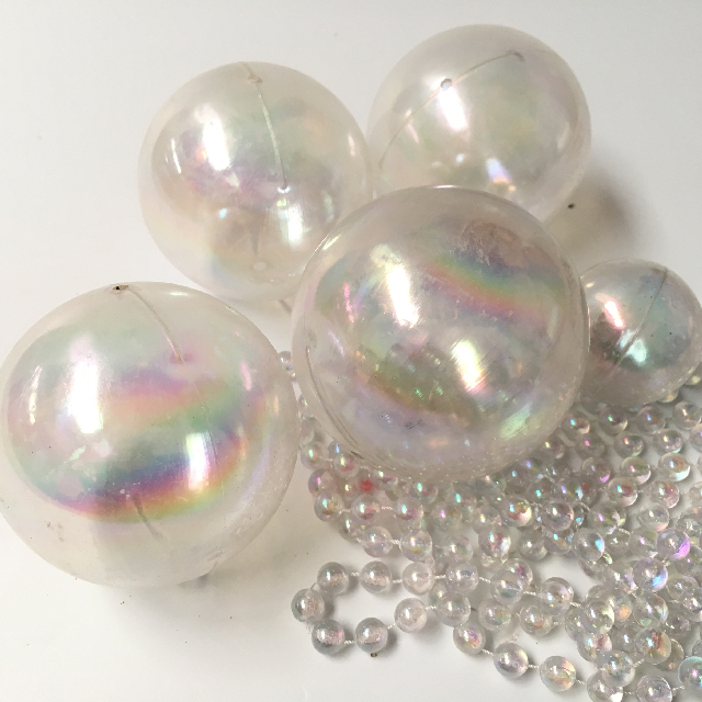 BAU0006 BAUBLE, Clear $0.25