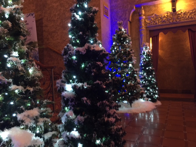 Event Styling - Winter Wonderland
