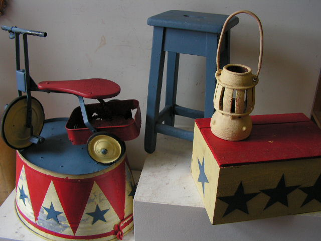 Circus Prop Collection