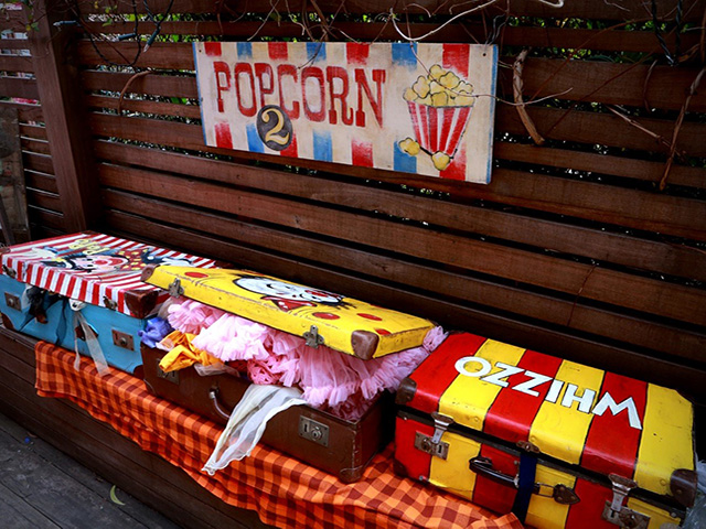 Event Styling - Circus Theme for Kids