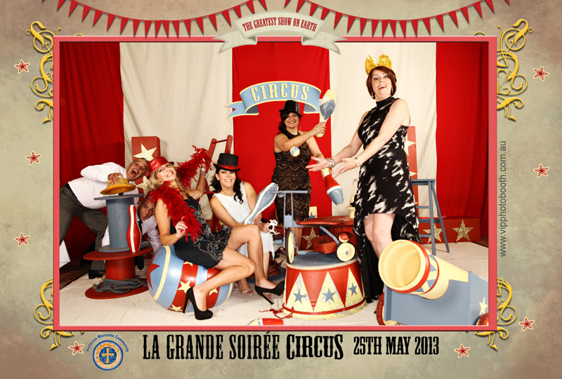 Event Styling - Circus Theme