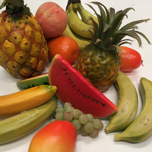 Assorted Tropical Fruit 50c - $3.75 per piece