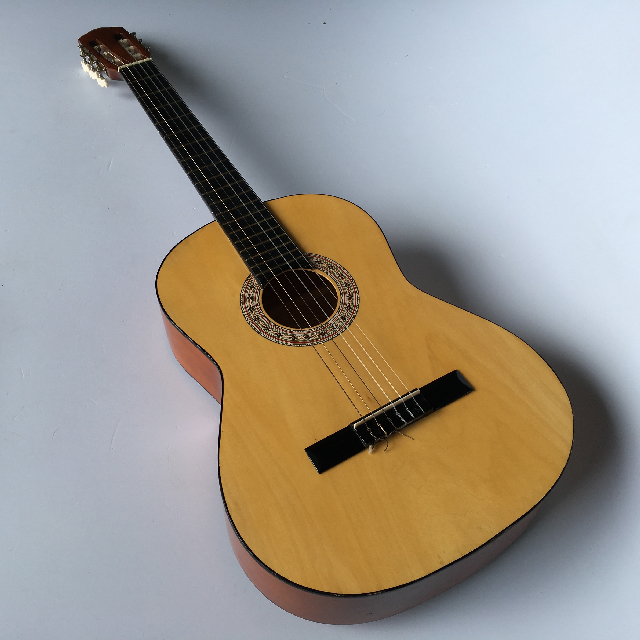 GUI0002 GUITAR, Acoustic - Natural (No Strings) $18.75