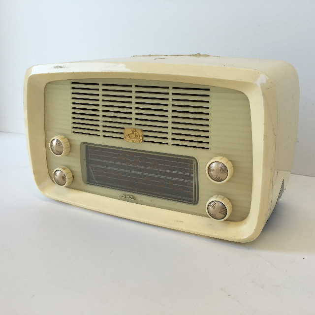 RAD0011 RADIO, 1950s Cream Little $25