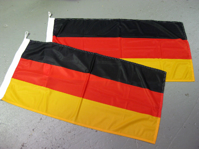FLA0015 FLAG, German 45cm x 90cm $12.50