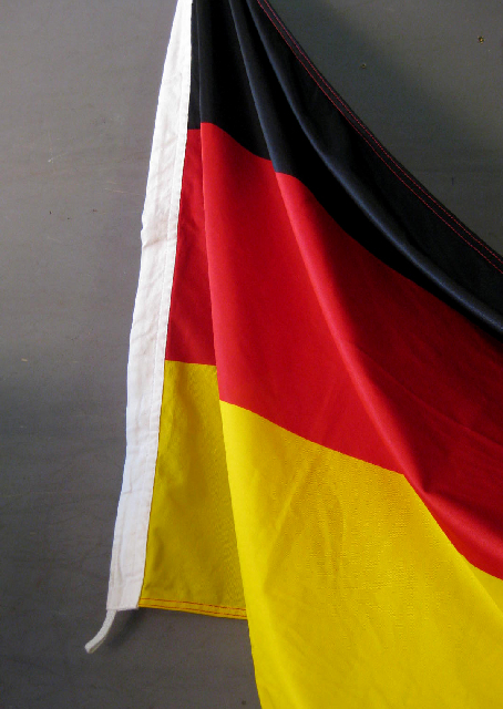 FLA0016 FLAG, German 90cm x 180cm $18.75
