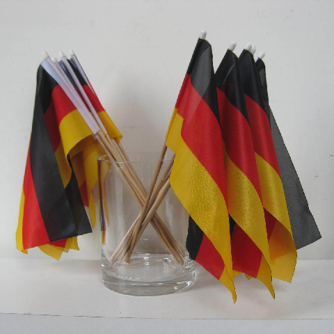 FLA0065 FLAG, Handwaver - German (30 x 15cm) $1.25