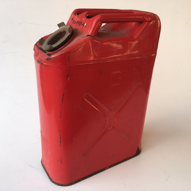 CAN0309 CAN, Jerry Can - 20L Red $11.25
