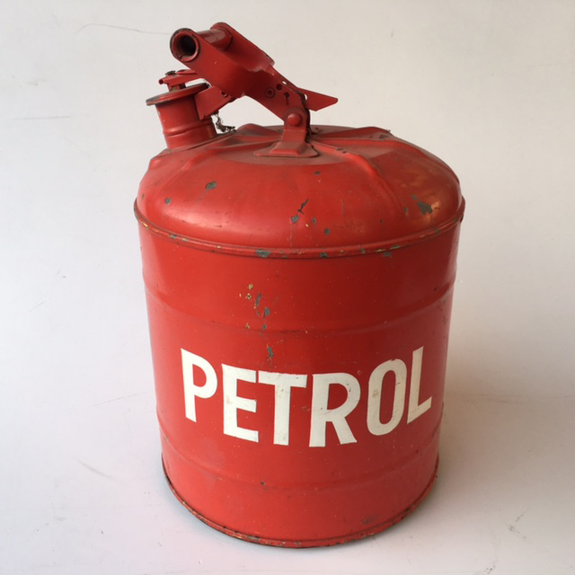 CAN0310 CAN, Jerry Can - Red Petrol $18.75