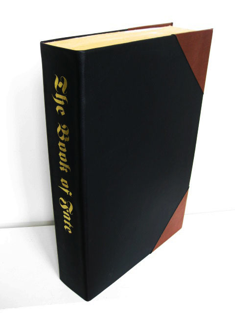 BOO0014 BOOK, Large Book of Fate - 80cm H $25