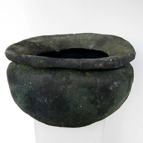 CAU0001 CAULDRON, Small Styrene - 50cm Dia $37.50