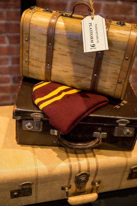 Harry Potter Event Styling
