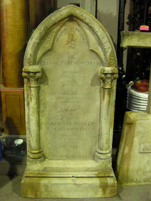 HEA0100 HEADSTONE, Large - Ainsworth (180cm H) $137.50