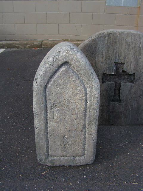 HEA0115 HEADSTONE, Small (58cm H) $30