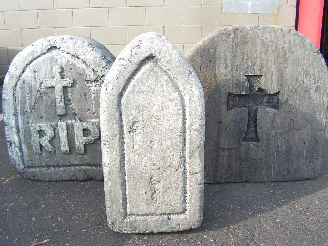 Small Headstones