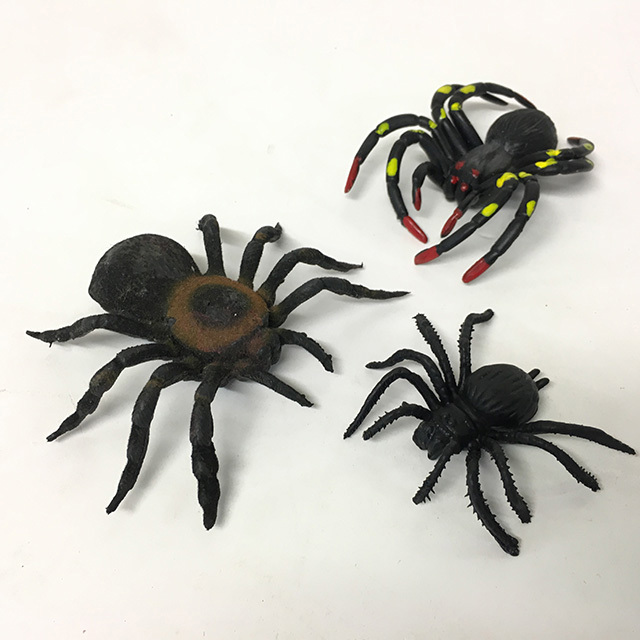SPI0013 SPIDER, Assorted Plastic $0.25
