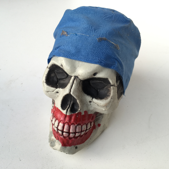 SKU0022 SKULL, Crazy Doctor $8.75