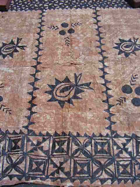 BAR0602 BARK PAINTING, Style 3 - 1.5m x 1.8m $22.50