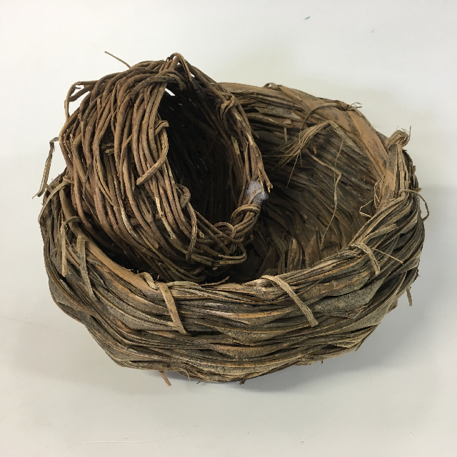 Twig Style Baskets pictured together