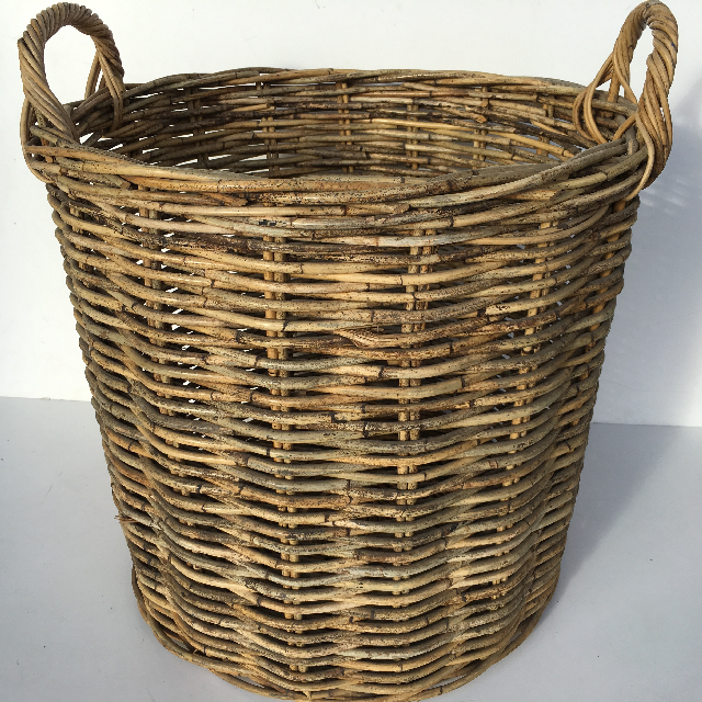 BAS0070 BASKET, Large Tapered 50-60cm $20