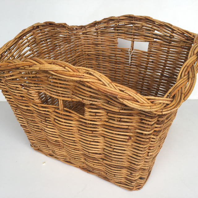 BAS0018 BASKET, Extra Large Square 65x65x42cm H $22.50