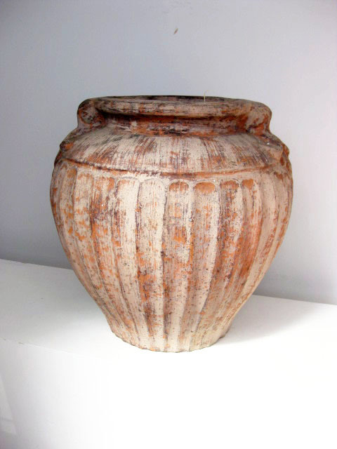 Ancient pots - large pair (2)