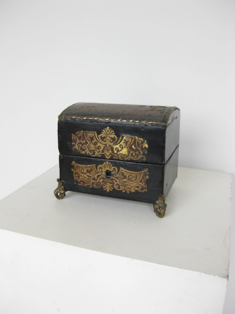Artefact - C17th treasure box, small
