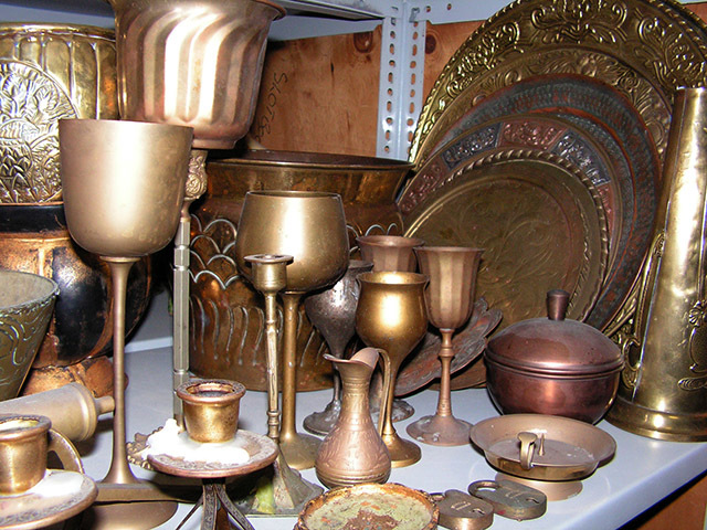 Brassware assorted