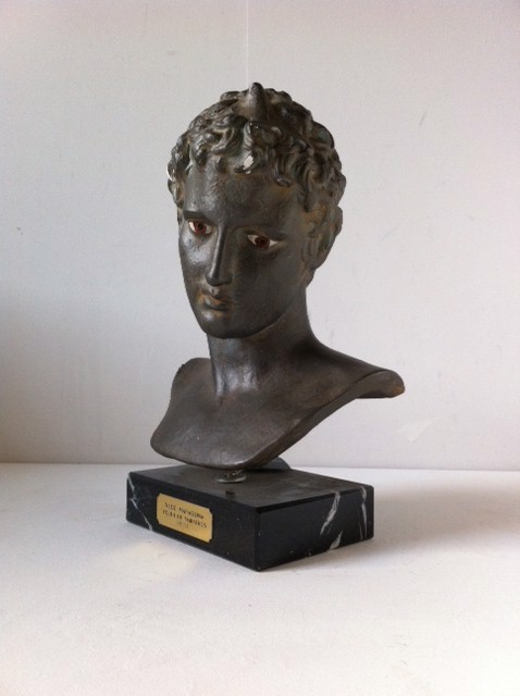 Bronze bust - small