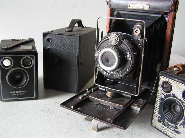 Cameras - period assorted