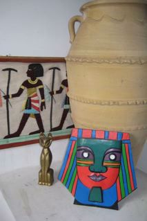 Egyptian artefacts (1)