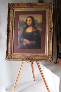 Painting - Mona Lisa