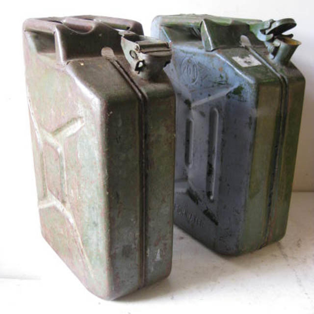 CAN0305 CAN, Jerry Can - Large Assorted $11.25