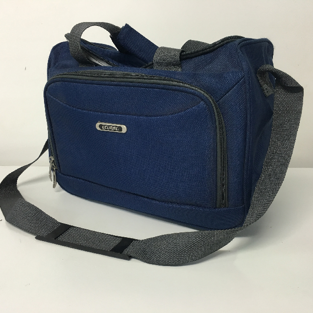 COO0108 COOLER, Eclipse Blue Canvas $7.50