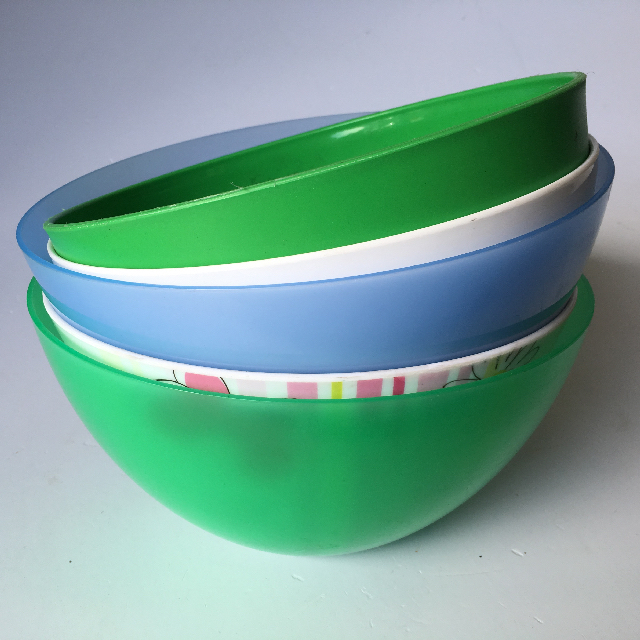 BOW0034 BOWL, Plastic Serving Bowl  $3
