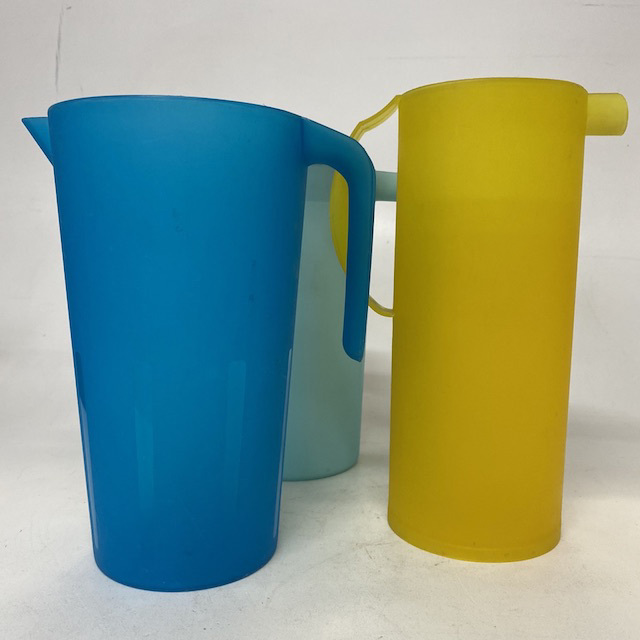 JUG0037 JUG, Plastic - Coloured $3.75