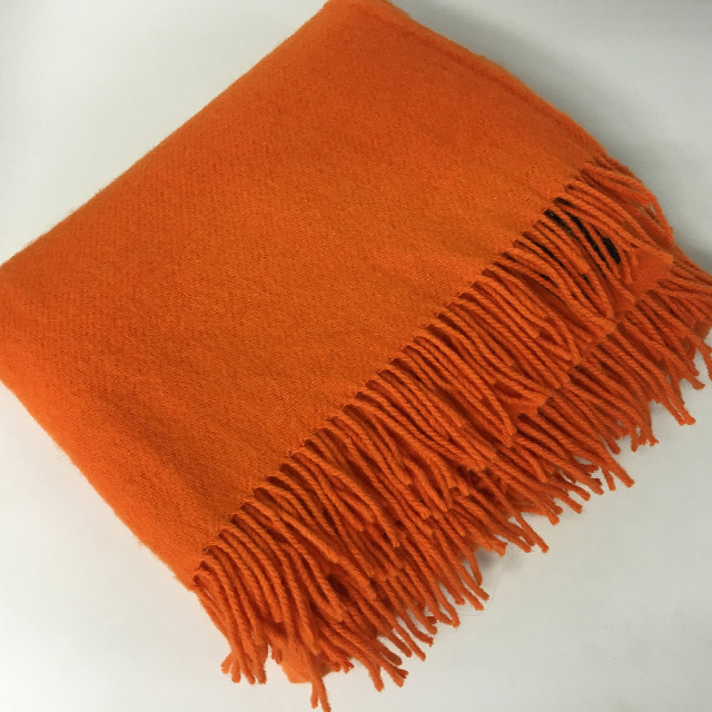BLA0134 BLANKET, Picnic Blanket - Orange $10