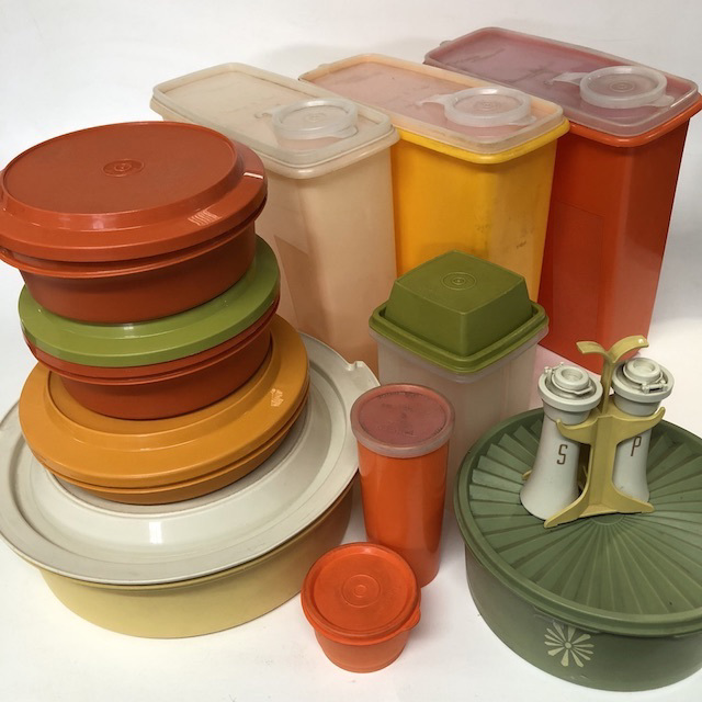 Tupperware Assorted