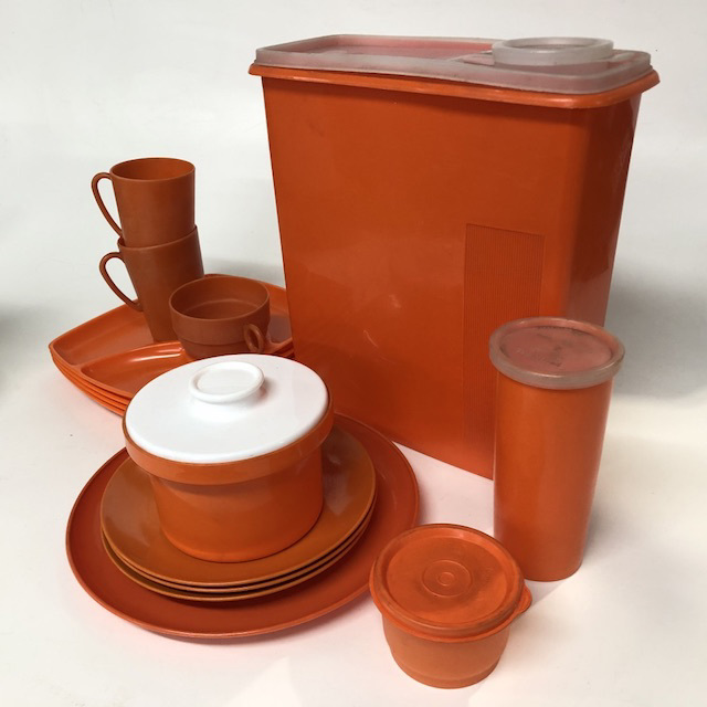 Tupperware Plastic Assorted