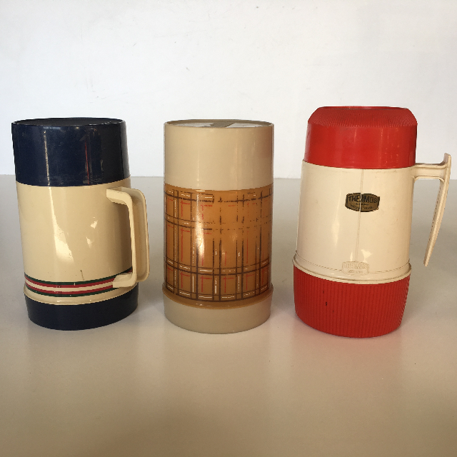 THE0005 THERMOS, Plastic Soup Style Assorted $3.75