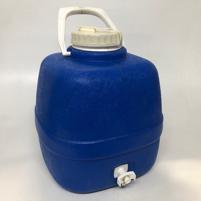COL0112 COOLER, Water - Blue & White 10L $8.75