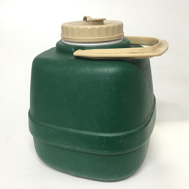 COO0110 COOLER, Water - Green Biege 5L $6.25