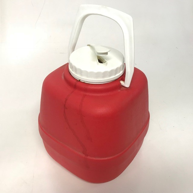 COO0109 COOLER, Water - Red 5L $6.25