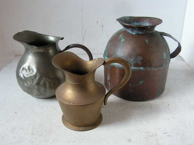 Assorted Jugs