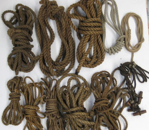 ROP0004 ROPE, Assorted Lengths $10